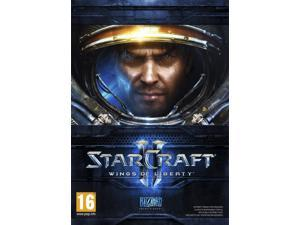 Starcraft 2 Wings of Liberty [Download Code] - PC