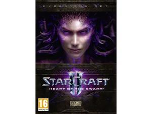 Starcraft 2 Heart of the Swarm Expansion [Download Code] - PC