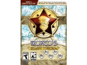 Tropico 5 Complete Collection Edition [Download Code] - PC