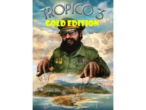 Tropico 3 Gold Edition [Download Code] - PC
