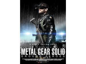 Metal Gear Solid V Ground Zeroes [Download Code] - PC