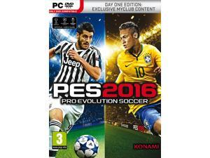 Pro Evolution Soccer 2016 Day One Edition [Download Code] - PC