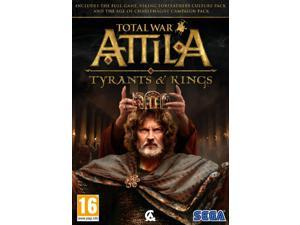 Total War: ATTILA - Tyrants & Kings Edition [Download Code] - PC/Mac