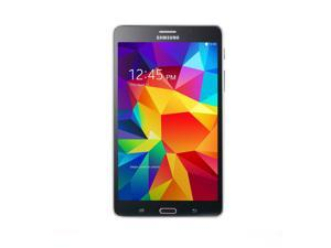 "Samsung Galaxy Tab 4 7"" 8GB Black Android Tablet with 8GB microSD Card"