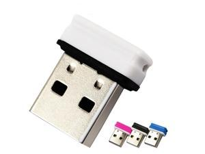 F08-00156 super mini white usb flash drive pendrive memory stick  U disk Waterproof pen drive