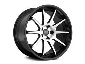 Concept One Cs-10 20X10.5 5X112/5X114.3 +27Et Black Machined Black Lip Wheel Rim
