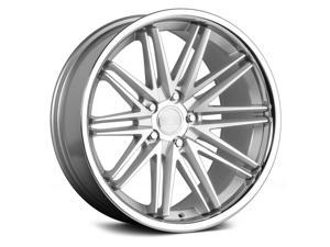 Concept One Cs-16 19X10 5X100/5X114.3 +35Et Silver Machined Wheels Rims