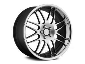 Concept One Rs-8 19X9.5 5X120 +21Et Matte Black Machined Wheels Rims