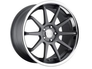 Concept One Cs-10 20X10.5 5X114.3 +27Et Matte Gunmetal Wheels Rims