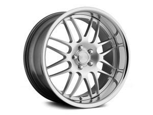Concept One Rs-8 19X10.5 5X120 +45Et Hyper Silver Wheels Rims