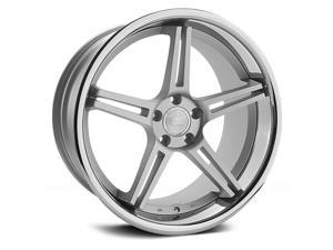 Concept One Cs-55 20X9 5X114.3 +20Et Silver Machined Wheels Rims