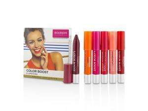 Bourjois - Colorboost Glossy Finish Lipstick Set 6pcs