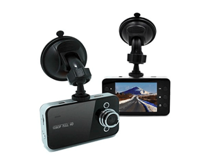 "2.7"" LCD Full HD 1080P Car DVR Vehicle Dash Cam Video Recorder plus FREE 8GB microSD card"