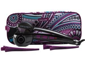 Babyliss PRO MIRACURL Nano Titanium Curling Hair Machine Deluxe Bag BABNTCHMC1C