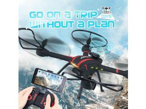 Vipwind JJRC H11WH-2 2.4G 6-Gyro 2MP Camera FPV Wifi RTF Quadcopter Helicopter RC Drone