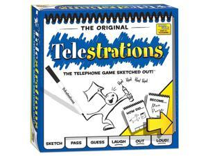 Telestrations! USAopoly Telestrations 8 Player - The Original Board Game PG000264