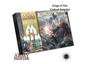Warpaints: Kings of War: Undead War Paint Set (10) The Army Painter APS WP8016