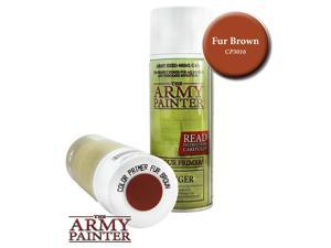 Colour Primer - Fur Brown High Quality The Army Painter APS AMYCP3016
