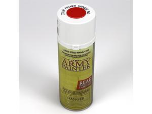 Colour Primer - Dragon Red High Quality The Army Painter APS CP3018