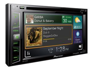 PIONEER AVHX390BS D-DIN DVD WITH BLUETOOTH