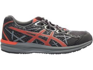 ASICS Endurant Women's Running Shoes Carbon/ Flash Coral / Silver T792N-9706