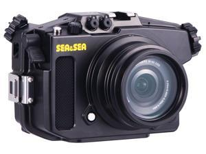 Sea  and Sea MDX-a6000 Housing W/ ML Flat Port and Zoom Gear