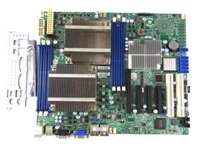 Supermicro X8DTL-i Dual LGA1366 ATX Motherboard with Heatsinks and I/O Plate (Supports Xeon 5500 Series)