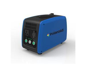 1500Wh Polaroid LE10B, Portable Power Supply Everywhere, Mobile AC/DC Outlet, Light & Easy Generator Lithium Battery Energy Storage System Station, Back Up/Emergency Rechargeable, PV36 Solar Panel