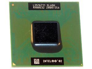 SL6QH Socket Intel Mobile Celeron 2GHz Laptop CPU Laptop Processors