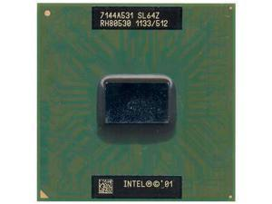 SL64Z H-PBGA479 Intel Mobile Pentium III-M 1.113GHz CPU Laptop Processors