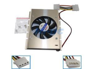 "New 3.5"" HDD/HD Hard Disk Drive Cooler Cooling Fan Heatsink"