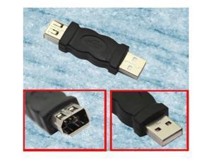 USB male to 1394 Female 6PIN Adapter IEEE Firewire 1394