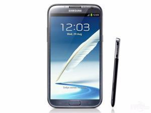 "Original Samsung Galaxy Note II 2 N7100 Android Quad Core phone 5.5"" 2GB RAM 16GB ROM 3G"