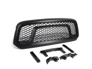 For 13-17 Ram 1500 ABS Plastic OE-Style Rebel Front Grille (Black) - DS DJ D2 14 15 16
