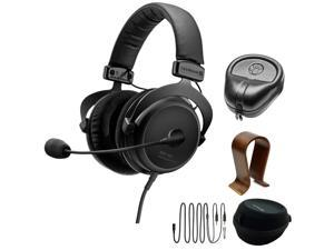 BeyerDynamic PC Gaming Digital Headset with Microphone 2nd Gen.  w/ Stand Bundle
