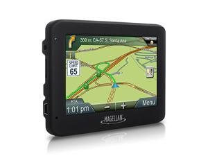 "Magellan RoadMate 2525LM 4.3"" Touchscreen Portable GPS System with Lifetime Maps"
