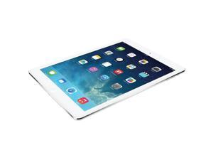 "Apple iPad Air MD788LL/B 16 GB Tablet - 9.7"" - In-plane Switching (IPS) Technology, Retina Display - Wireless LAN - Apple A7 Dual-core (2 Core) 1.30 GHz - Silver - iOS 7 - Slate - 2048 x 1536 ..."