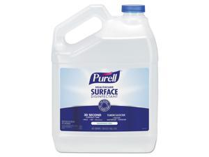 Healthcare Surface Disinfectant, Fragrance Free, 1 gal Bottle, 4/Carton 434004