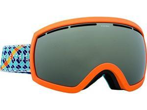 Electric California EG2.5 Adult Goggles (One Size fits All), Navy/Blue/Orange Rope Frame, Bronze/Silver Chrome Lens
