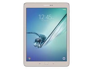 "Samsung Galaxy Tab S2 SM-T810 32 GB Tablet - 9.7"" - Wireless LAN - Samsung Exynos 7 Octa 5433 Quad-core (4 Core) 1.90 GHz - Gold - 3 GB RAM - Android 5.1 Lollipop - Slate - 2048 x 1536 Multi-touch ..."