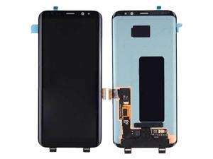 GG MALL LCD display Digitizer Touch Screen Assembly For Samsung Galaxy S8 G950A G950T G950V G950P SM9500 G950N G950F G950U Black