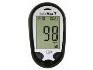 EasyMax V Talking Self-Monitor Blood Glucose System Meter for GlucoManager Travel