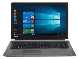 "Tecra A50-C-218 15.6"" Intel Core i7 i7-6500U 16 GB 256GB SSD Windows 10 Pro GeForce 930M Laptop"