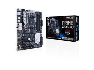 ASUS PRIME X370-PRO AMD X370 Socket AM4 DDR4 ATX Motherboard (90MB0TD0-M0EAY0)