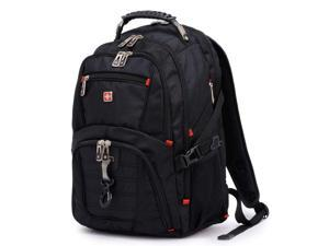 Wanmingtek 42L Men's Backpack female Travel School Bag for quality Laptop 17 Inch Notebook Computer bagpack waterproof Business