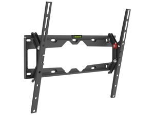 "Barkan E310+.B Tilt Flat / Curved TV Wall Mount for 29"" - 65"" Screens, up to 110 lbs, Lifetime Warranty"