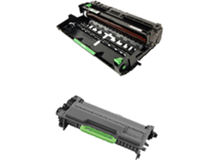 BROTHER DR820 / TN850 High Yield Laser Toner Cartridge DRUM UNIT COMBO Pack