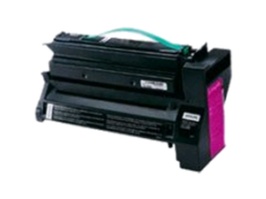 LEXMARK 10B032M Laser Toner Cartridge Magenta High Yield