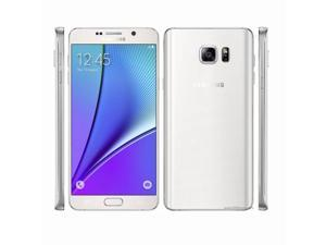 Original Unlocked Samsung Galaxy Note 5 N920A 4GB RAM 32GB ROM 16MP 5.7inch Octa Core 2560x1440 4G LTE Mobile Phone