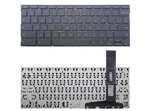 New US Black Laptop Keyboard without frame for Asus Chromebook C300 C300M C300MA
